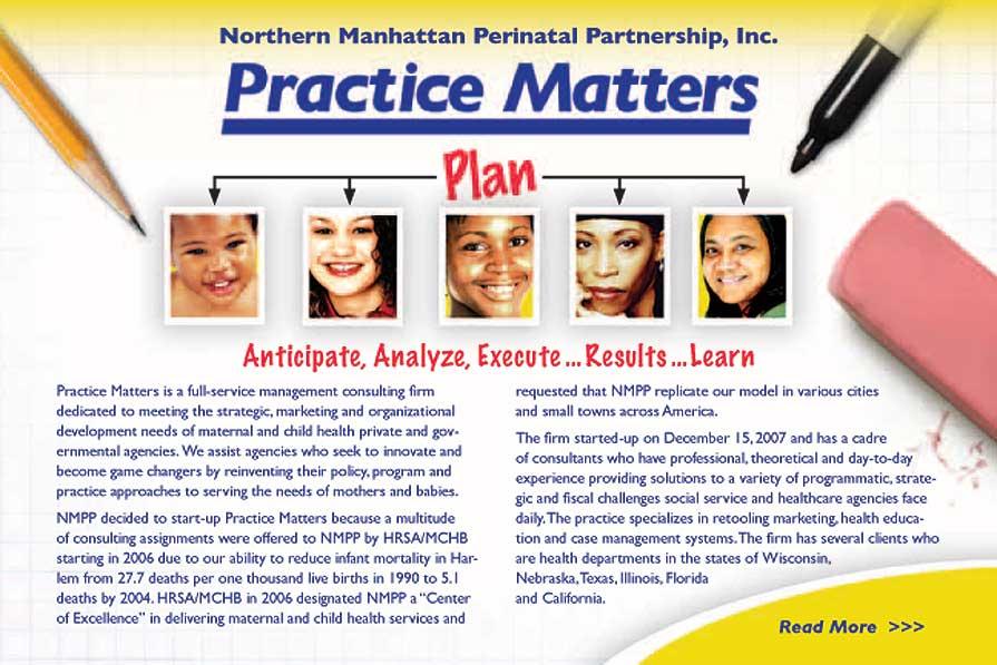 Practice Matters Flyer