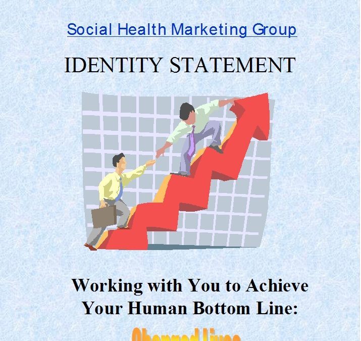 Social Health Marketing Group  Identity Statement