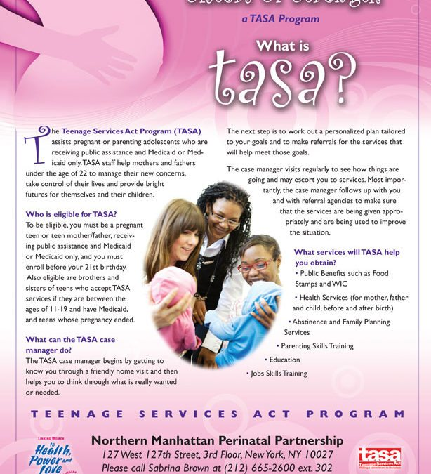 Sisters of Strength a TASA Program